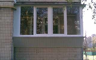 Как обустроить узкий балкон