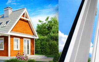 Стоимость установки пластиковых окон в деревянном доме
