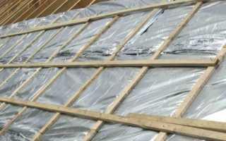 Как правильно постелить гидроизоляцию на крышу