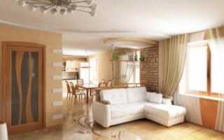 Высота стен в квартире стандарт