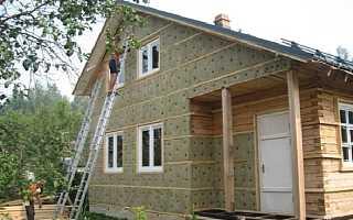 Чем можно утеплить стены дома снаружи