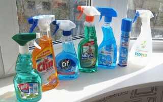 Как правильно мыть пластиковые окна и подоконники