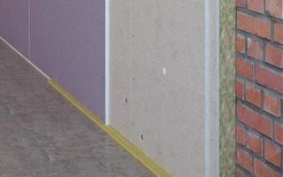 Устройство шумоизоляции стен в квартире