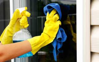В какую погоду лучше мыть окна