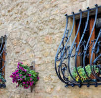 Внутренние решетки на пластиковые окна