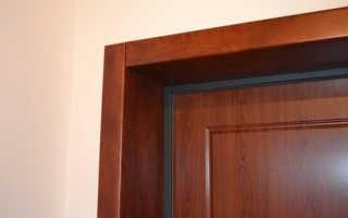 Как лучше сделать откосы на входной двери