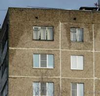 Промерзают стены в панельном доме что делать