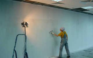Сколько стоит отшпаклевать 1 кв метр стены