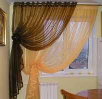 Как сделать подвязку для штор своими руками?
